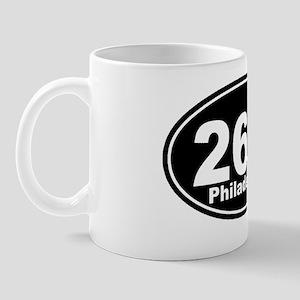 262_Philadelphia_blk Mug