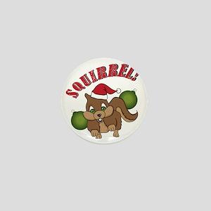 squirrel-1 Mini Button