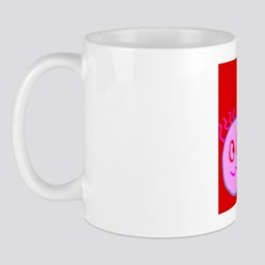 flip flops goofball d Mug