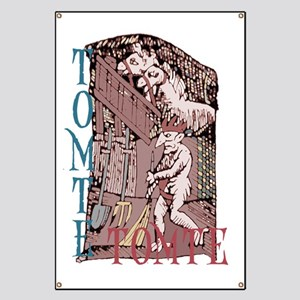Tomte-Sweden Banner
