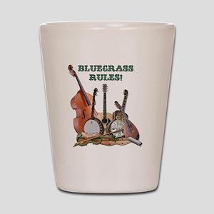 DAmbrosioArts_BluegrassRules_sm Shot Glass