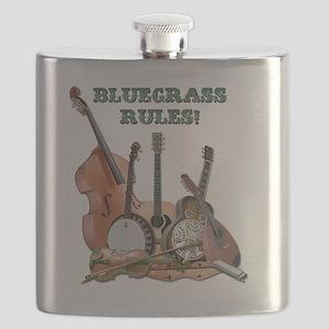 DAmbrosioArts_BluegrassRules_sm Flask