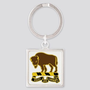 10 Cavalry Regiment Square Keychain