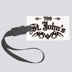 St. Johns 709 Large Luggage Tag