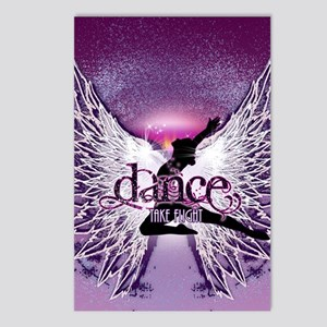 Dance Take Flight by Danc Postcards (Package of 8)