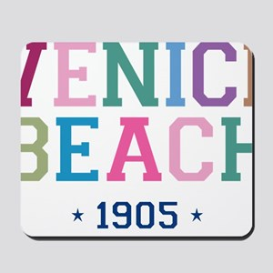 Venice Beach 1905 B Mousepad