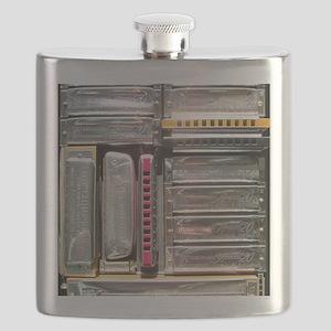 Mississippi Sax Flask