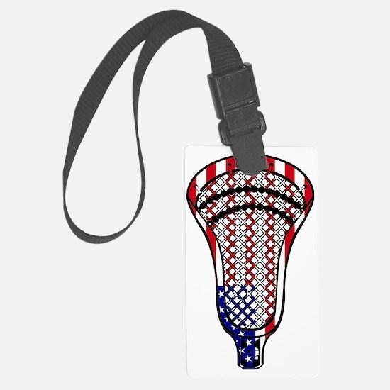 Lacrosse_HeadFlag - Copy Luggage Tag
