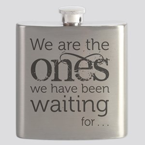 We are the ones Flask
