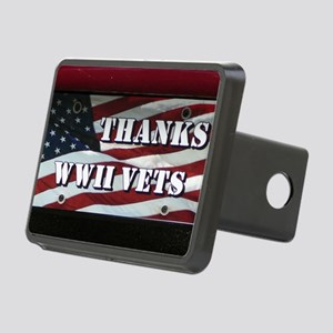 WW11.06x6.637 Rectangular Hitch Cover