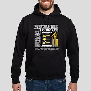 Mechanic' s Hourly Rate T Shirt Sweatshirt