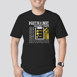 Mechanic' s Hourly Rate T Shirt T-Shirt