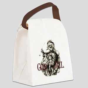 God JUL 2 Canvas Lunch Bag