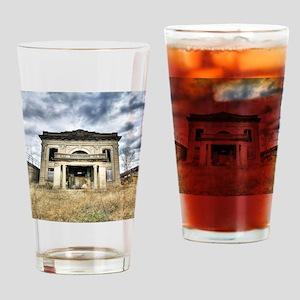 16x20_poster-garystation Drinking Glass