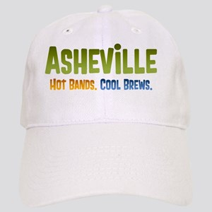 Asheville Hot_NewTee Cap