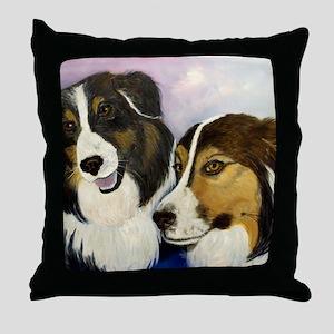 Annie  Mac Throw Pillow
