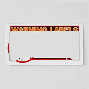 WarningLabel2-revised License Plate Holder