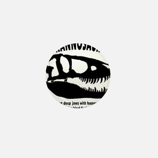 tyrannosaurs Mini Button