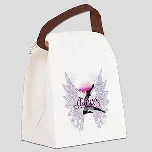 Dance Take Flight by DanceShirts. Canvas Lunch Bag