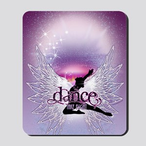 Dance Angel by DanceShirts.com Mousepad