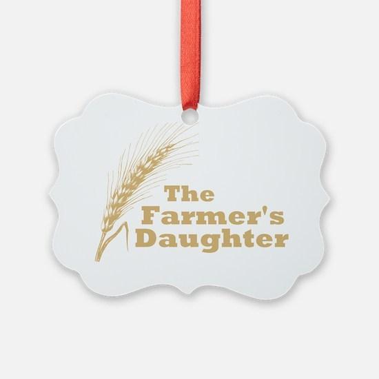 Farmers Daughter 2 Ornament