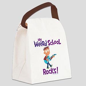 7mwsrockscolor Canvas Lunch Bag