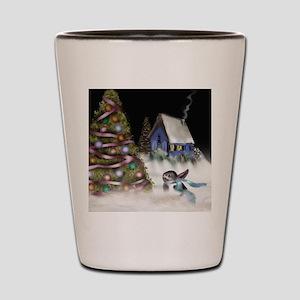 buntreecard Shot Glass