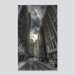 23x35_poster - Detroit City 3'x5' Area Rug