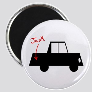 Junk in the Trunk Magnet