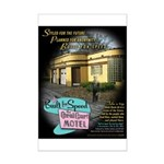 Built for Speed: Coral Court Motel MINI-Poster