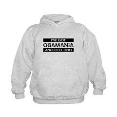 I've Got Obamania! Kids Hoodie