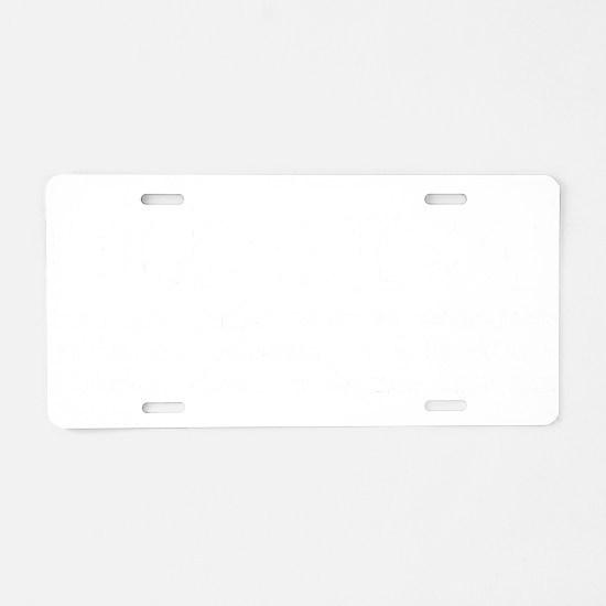 liberaldef1 Aluminum License Plate