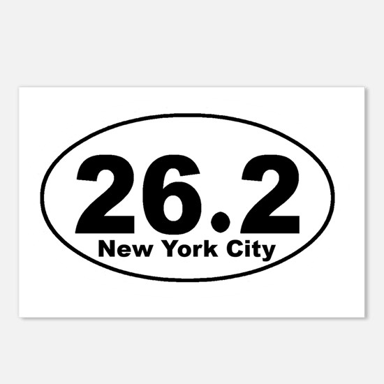 262_nyc Postcards (Package of 8)