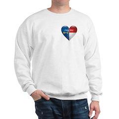 Love Angier North Carolina Sweatshirt