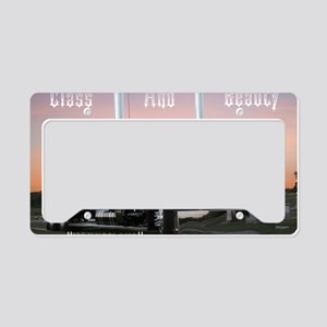 CLASSBEAUTY License Plate Holder