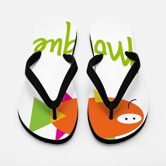 Monique-the-big-fish Flip Flops