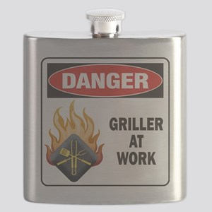 DN GM GRILLER WORK Flask