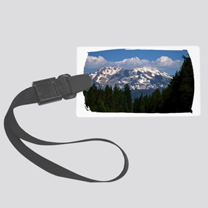 (16) Shasta On The Road Again Large Luggage Tag