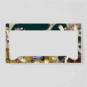 cafepressreef_laptop License Plate Holder