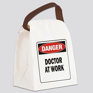DN DOCTOR WORK Canvas Lunch Bag