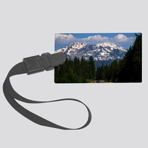 (10) Shasta On The Road Again Large Luggage Tag