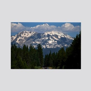 (10) Shasta On The Road Again Rectangle Magnet