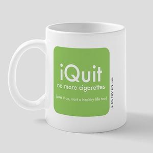 help QUIT smoking Mug