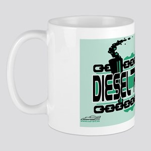 diesel_powered_LP_ Mug