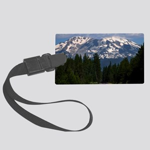 (14) Shasta On The Road Again Large Luggage Tag