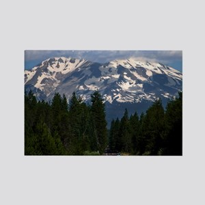 (14) Shasta On The Road Again Rectangle Magnet