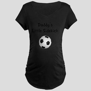 FBC Daddy Sidekick Black Maternity Dark T-Shirt