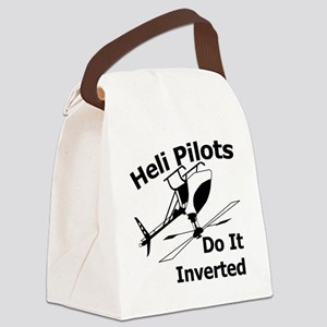 Heli Canvas Lunch Bag
