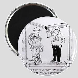 1941_construction_cartoon Magnet