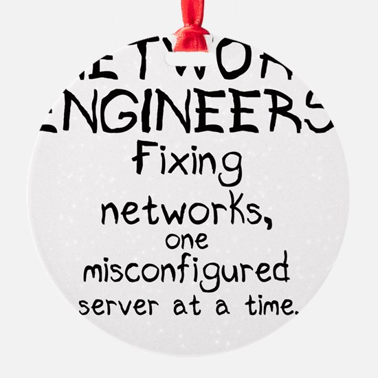 network-engineers Ornament